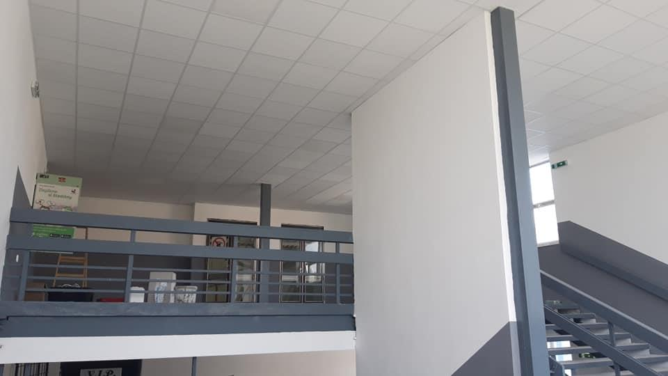 Rekonštrukcia zimného štadióna finišuje