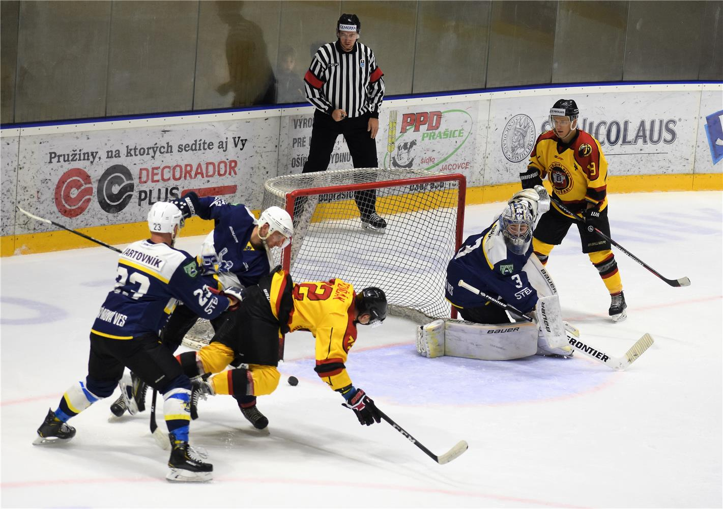 Prvý zápas na domácom ľade nám priniesol prvé víťazstvo v tohtoročnej SHL