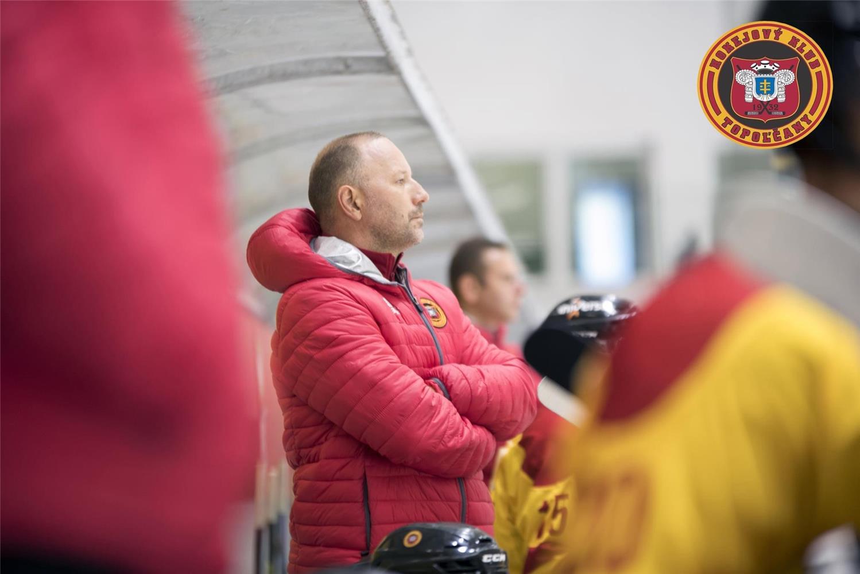 Rozhovor s hlavným trénerom Ľubomírom Hurtajom